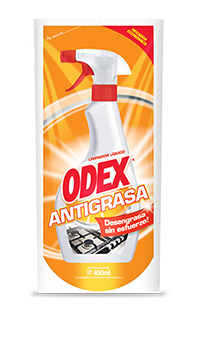 Odex Antigrasa - Pack eco